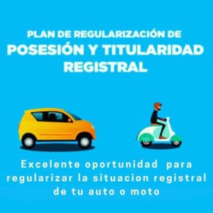 Plan de regularizacion