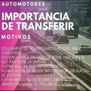 La importancia de transferir